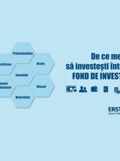 De ce merită să investești într-un FOND DE INVESTIȚII