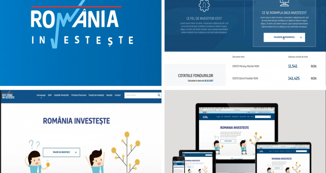 Romania Investeste, un proiect de educatie financiara sustinut de Erste Asset Management